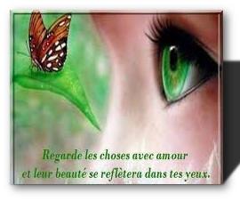 French Circles Regarde les choses avec amour