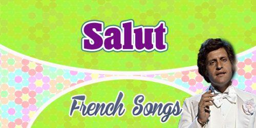 Salut Joe Dassin - French Songs