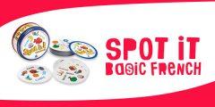 Spot It – Basic French