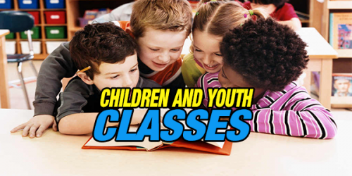 Children and Youth French Classes