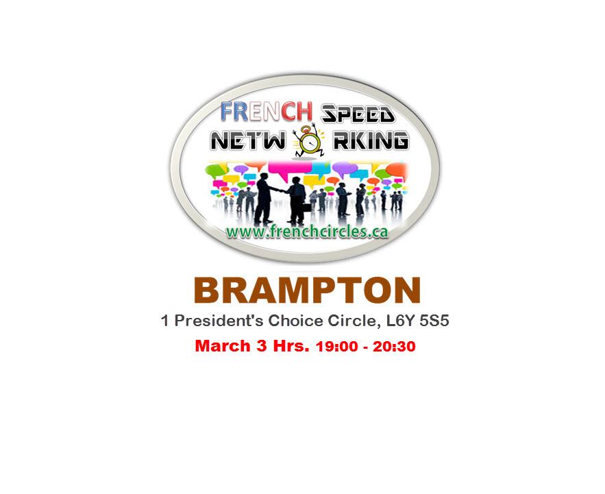 speed dating brampton