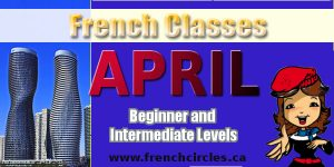 April French Classes Mississauga