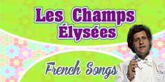 Les Champs Elysees Joe Dassin