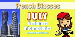 July French Classes Mississauga