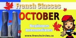 October French Classes Mississauga