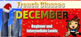 December French Classes Mississauga