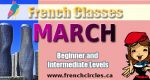 March French Classes Mississauga