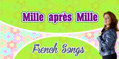 Mille après Mille - Isabelle Boulay - French songs