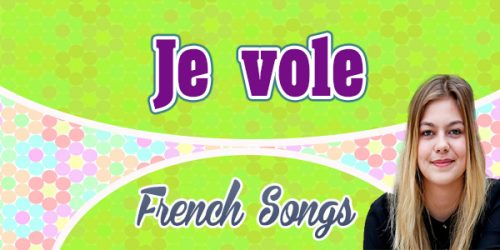 Je vole (Louane) - French Song