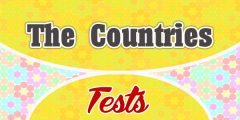 The Countries French Test