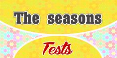 Seasons French Test