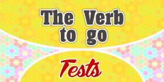 The Verb to go French Test