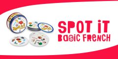 Spot It – Basic French