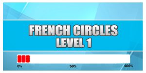 French Circles Level 1