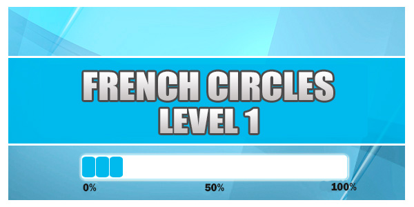French Circles Level 1 - French classes