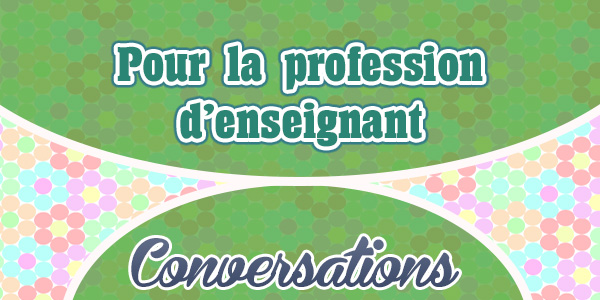 Entrevue pour la profession d'enseignant