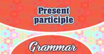 French present participle