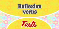 Reflexive verbs French Test
