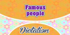 Célébrités – Famous people