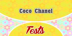 Coco Chanel-Test