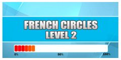 French Circles Level 2