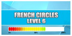 French Circles Level 6