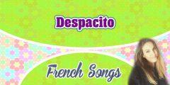 Despacito (French version) SARA'H Cover
