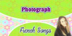 Sara'h cover French Version Ed Sheeran – Photograph