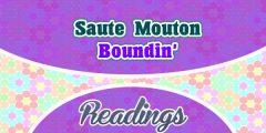 Saute Mouton – Boundin