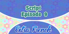 Episode 10 Annie proteste (Extra French) - French Circles